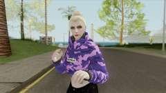Rubia V6 (GTA Online) for GTA San Andreas
