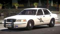 Ford Crown Victoria FS Police V1.2 for GTA 4