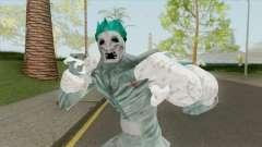Yeti Tubbie (Slendytubbies 3) for GTA San Andreas