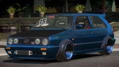 Volkswagen Golf Racing Tuning for GTA 4