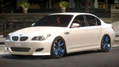 BMW M5 Tuned for GTA 4