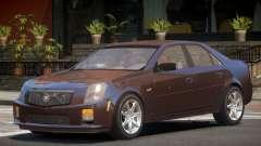 Cadillac CTS-V 1.6 for GTA 4