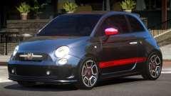 Fiat 500 Abart for GTA 4