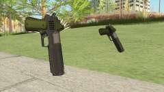 Heavy Pistol GTA V (Green) Base V1 for GTA San Andreas