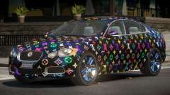 Jaguar XFR GT PJ4 for GTA 4