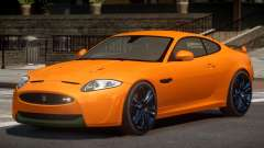 Jaguar XKR-S V1.0 for GTA 4
