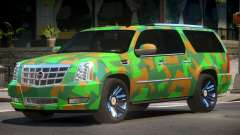 Cadillac Escalade Platinum PJ4 for GTA 4