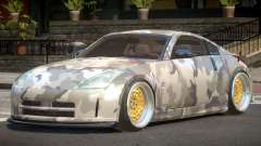 Nissan 350Z LT PJ2 for GTA 4