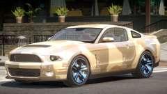 Shelby GT500 V8 PJ2 for GTA 4