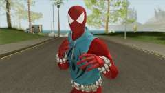Spider-Man (Scarlet Spider Suit) for GTA San Andreas