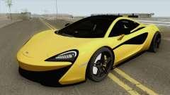 McLaren 570S (RHA) for GTA San Andreas