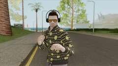 Random Skin 4 (GTA Online: Casino And Resort) for GTA San Andreas
