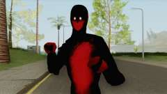 Red Monster (SCP-087-B) for GTA San Andreas