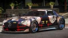 Mercedes Benz SLS S-Tuning PJ3 for GTA 4