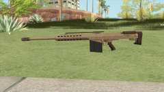 Heavy Sniper GTA V (Army) V2 for GTA San Andreas