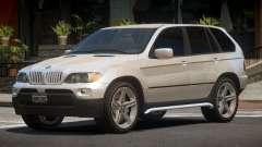 BMW X5 CV for GTA 4