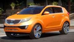 Kia Sportage V1.0 for GTA 4