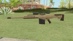 Heavy Sniper GTA V (Army) V1 for GTA San Andreas