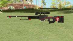 L96A1 (Red Line) for GTA San Andreas