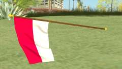 Indonesian Flag for GTA San Andreas