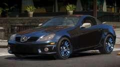 Mercedes Benz SLK 55 V1.1 for GTA 4
