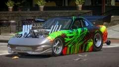 Mazda RX7 H-Tuning PJ2 for GTA 4