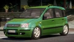 Fiat Panda V1.0 for GTA 4