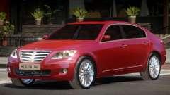 Hyundai Genesis Sedan V1.1 for GTA 4