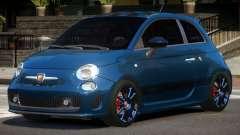 Fiat 500 ST for GTA 4
