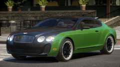 Bentley Continental GT ST for GTA 4
