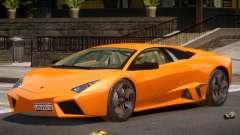 Lamborghini Reventon GT for GTA 4