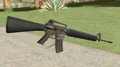 M16A4 (COD 4: MW Edition)