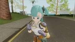 Bulma (Super Dragon Ball Heroes: World Mission) for GTA San Andreas