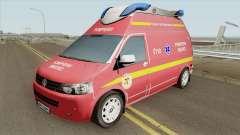 Volkswagen Transporter (SMURD) for GTA San Andreas