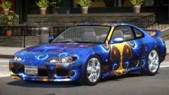 Nissan S15 GT PJ3 for GTA 4
