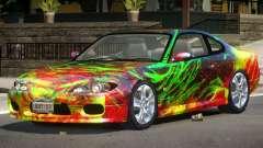 Nissan S15 GT PJ1 for GTA 4
