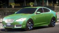 Jaguar XFR Tuned for GTA 4