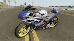 Yamaha R25 for GTA San Andreas