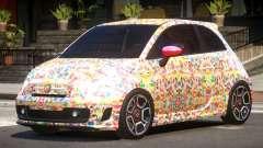 Fiat 500 Abart PJ5 for GTA 4
