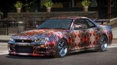 Nissan Skyline R34 LT PJ2 for GTA 4