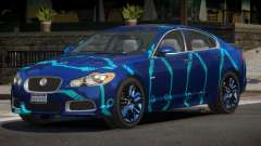 Jaguar XFR GT PJ2 for GTA 4