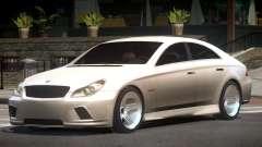 Mercedes Benz CLS V1.3 for GTA 4