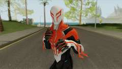 Spider-Man 2099 (White Suit) for GTA San Andreas