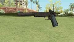 Heavy Pistol GTA V (LSPD) Suppressor V1 for GTA San Andreas