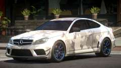 Mercedes Benz C63 AMG GT PJ2 for GTA 4