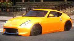 Nissan 370Z Edit for GTA 4
