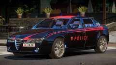 Alfa Romeo 159 Police V1.0 for GTA 4