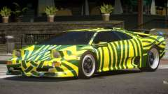 1995 Lamborghini Diablo SV PJ1 for GTA 4