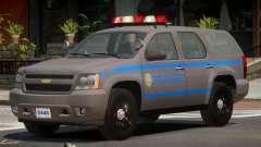 Chevrolet Tahoe Police V1.2