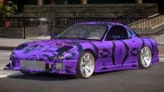Mazda RX-7 GT-Sport PJ5 for GTA 4
